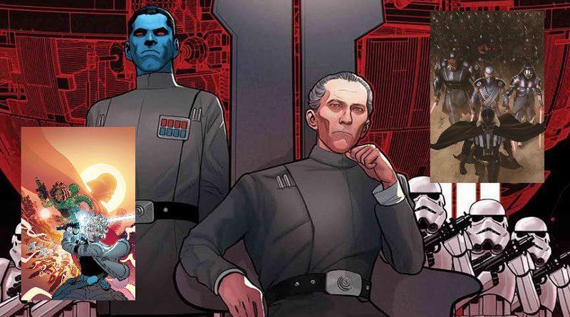 Star Wars Maggio 2018 – i nuovi fumetti Marvel Comics (trame e copertine)