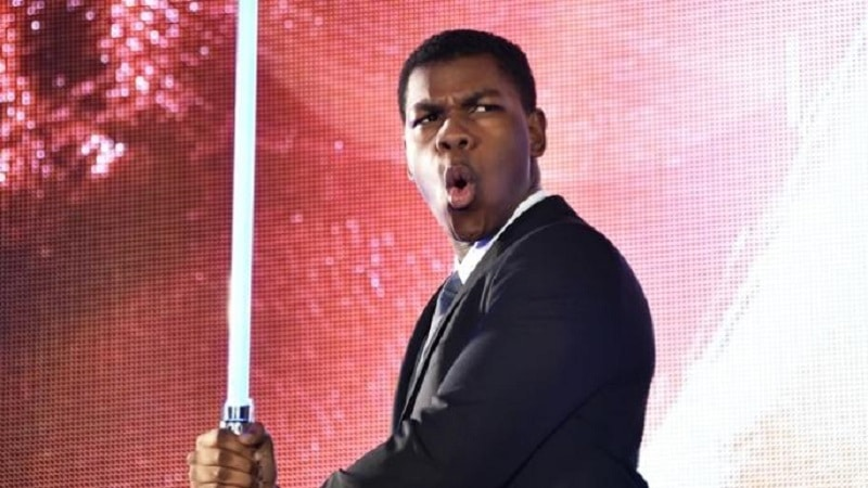 John Boyega pubblica un video. E' dal set di Star Wars Episodio IX?