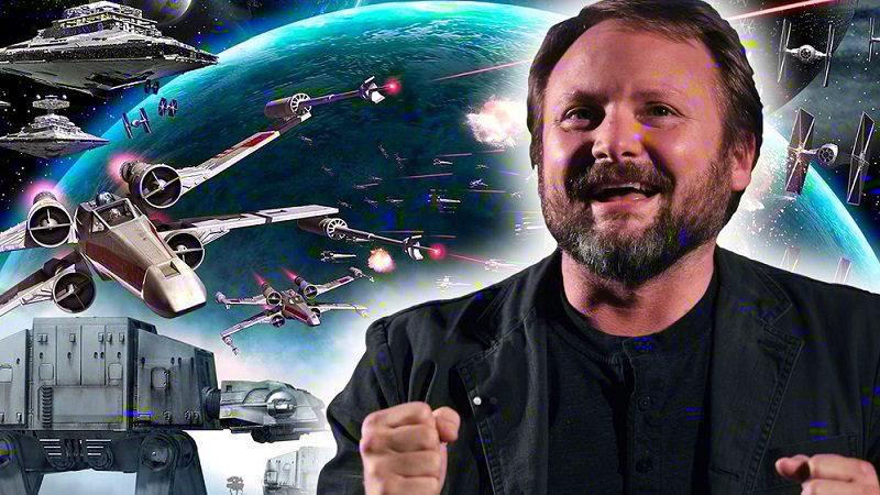 Star Wars Rian Johnson nuova trilogia spoiler solo star wars