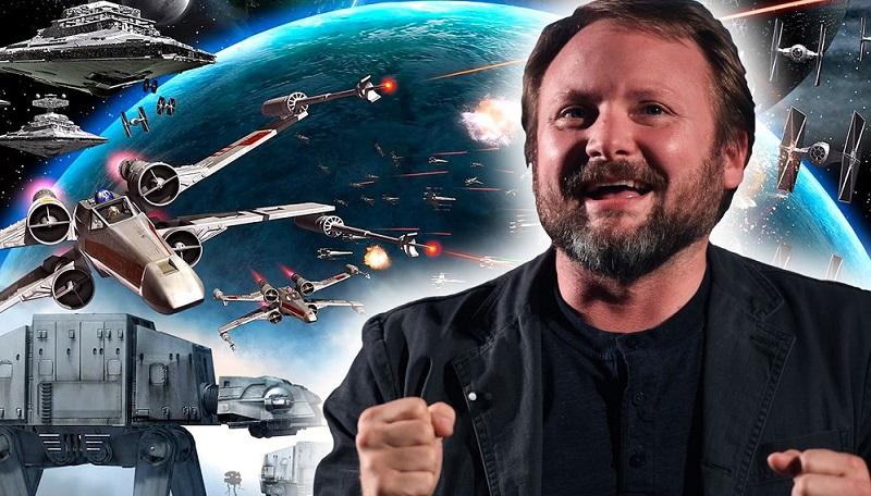 Star Wars: Rian Johnson zittisce una dura critica con immagini delle vecchie Trilogie