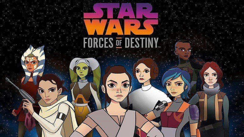 Star Wars Forces of Destiny - Risolto il mistero dell'episodio scomparso
