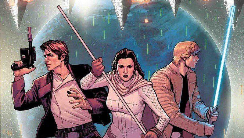 Star Wars Marvel Giugno 2018