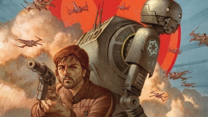 Star Wars Rogue One - Cassian K-2SO Special marvel panini comics