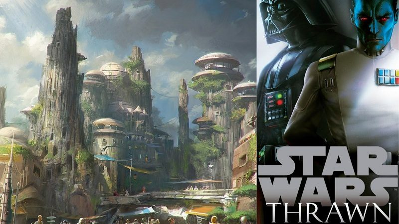 Thrawn Alliances: svelata una connessione con Star Wars Galaxy's Edge