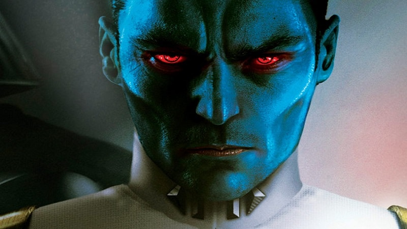 Thrawn le regioni ignote rebels ezra bridger nuova serie tv star wars