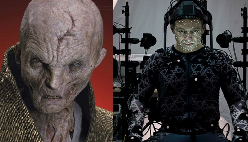 andy serkis snoke star wars