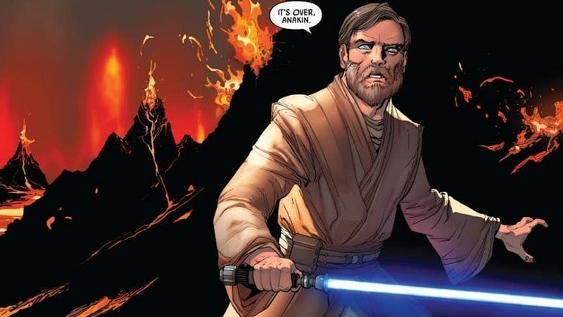 darth vader 13 marvel comics obi-wan kenobi