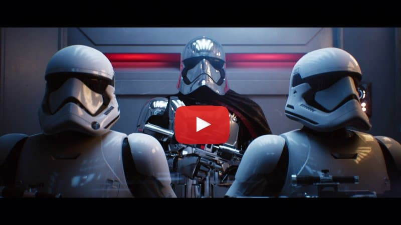 Epic Games: guarda la demo di Unreal Engine 4 basata su Star Wars