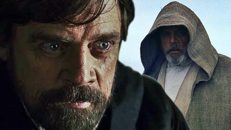 Star Wars mark hamill luke skywalker gli ultimi jedi star wars