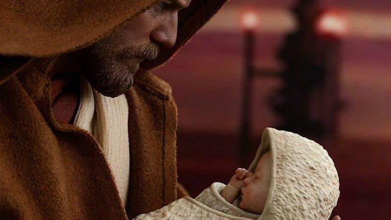 Obi-Wan Kenobi rivive nell'ultima creazione Hot Toys (foto)