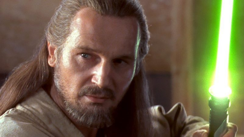 qui-gon jinn spin-off star wars