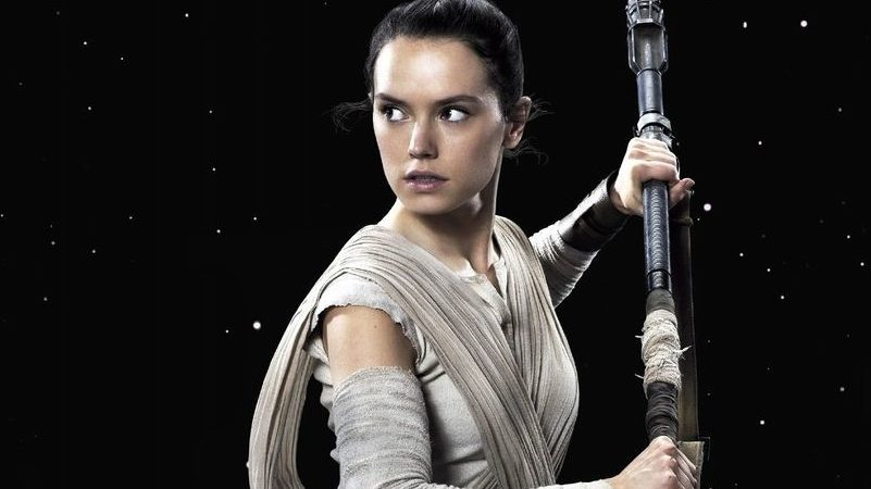 Star Wars Rey episodio ix mary sue