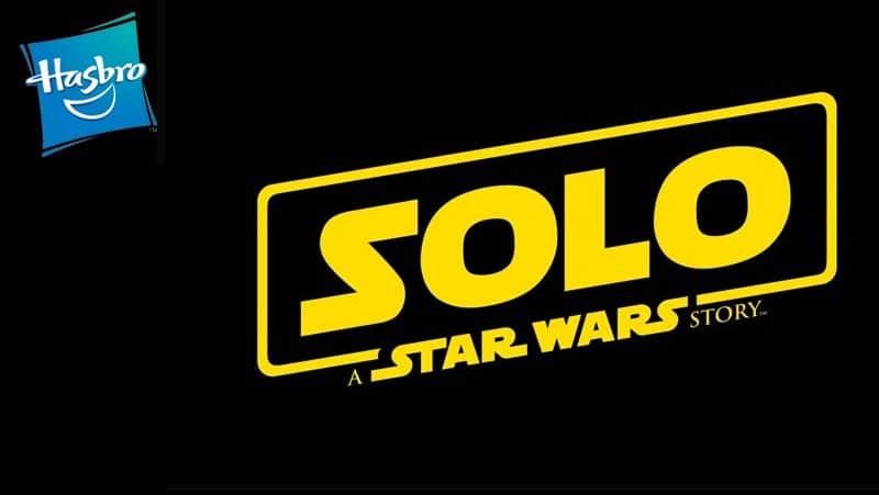 Solo: A Star Wars Film - Hasbro svela alcuni prodotti legati al film