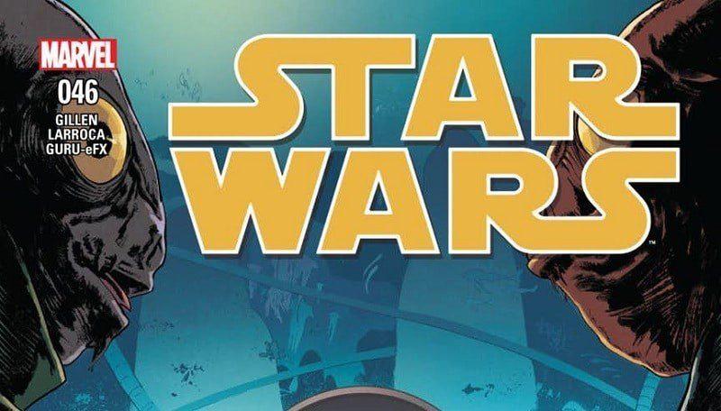 Star Wars 46, la Marvel ha svelato le tavole del nuovo albo in anteprima
