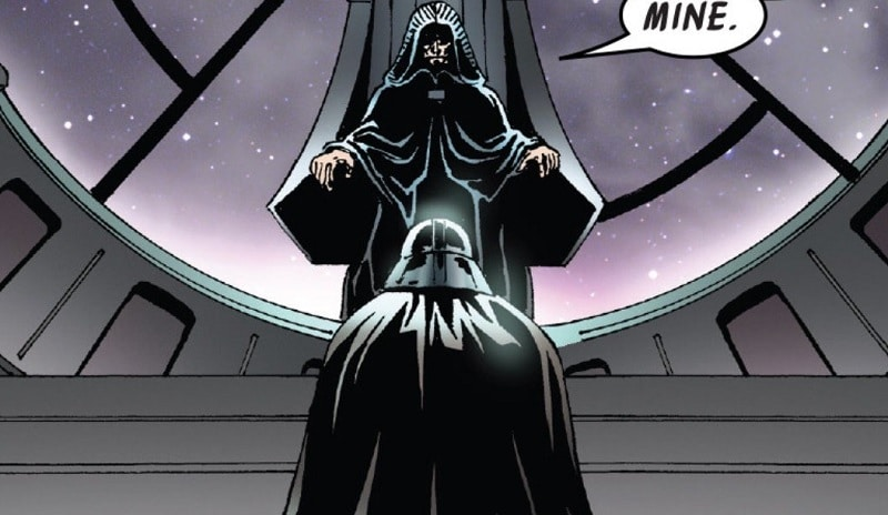 star wars darth vader 13 errore continuity