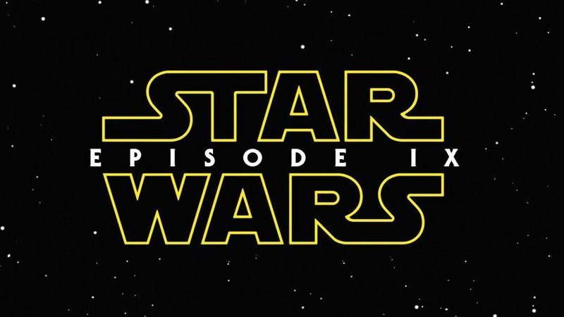 star wars episodio IX star wars episodio 9 film