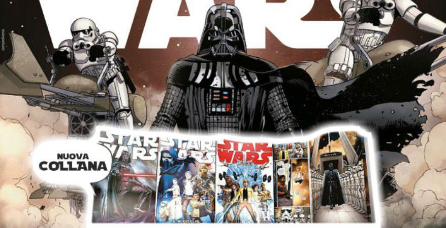Star Wars Gazzetta dello Sport: il piano dell'opera con i fumetti ufficiali