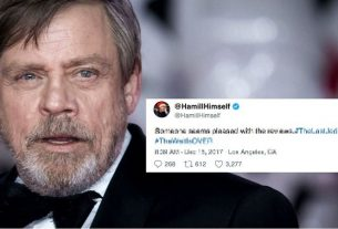 Mark Hamill rivela il titolo di Star Wars Episodio IX per trollare i fan