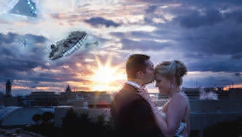 star wars matrimonio a tema 2018 guerre stellari