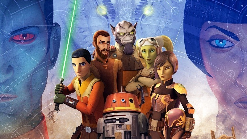 Star Wars Rebels: nomination come migliore serie animata ai Saturn Awards 2018