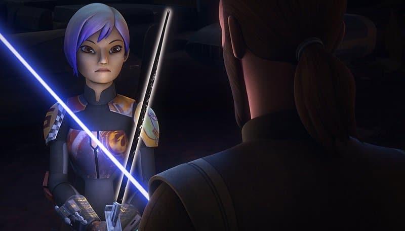 Star Wars Rebels: Sabine Wren è Force sensitive. La teoria di un noto sito web