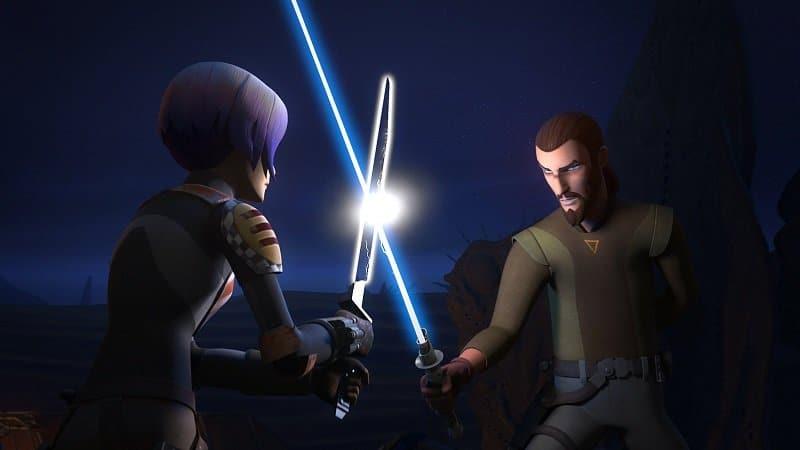 star wars rebels sabine wren force user forza
