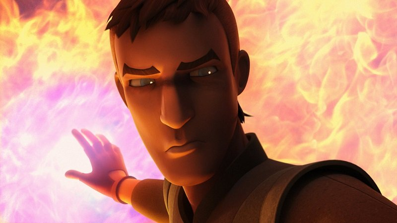 Star Wars Rebels: le foto della nuova spada laser in omaggio a Kanan Jarrus