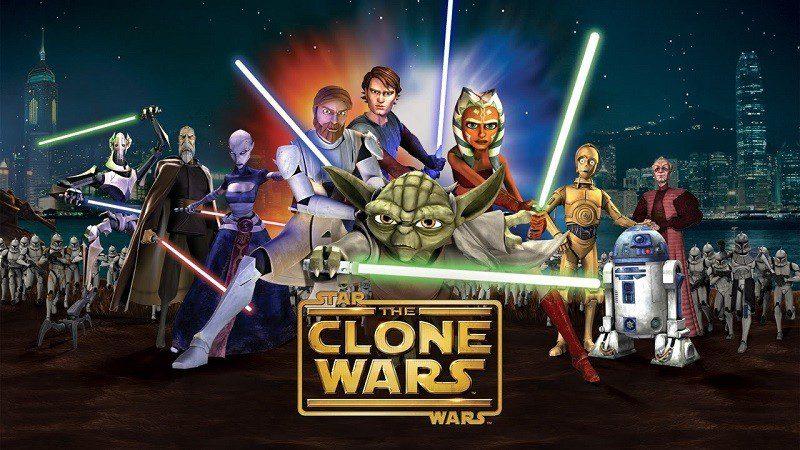 """Star Wars The Clone Wars: ecco perché fu cancellata da """"Disney"""" secondo Daniel Logan"""