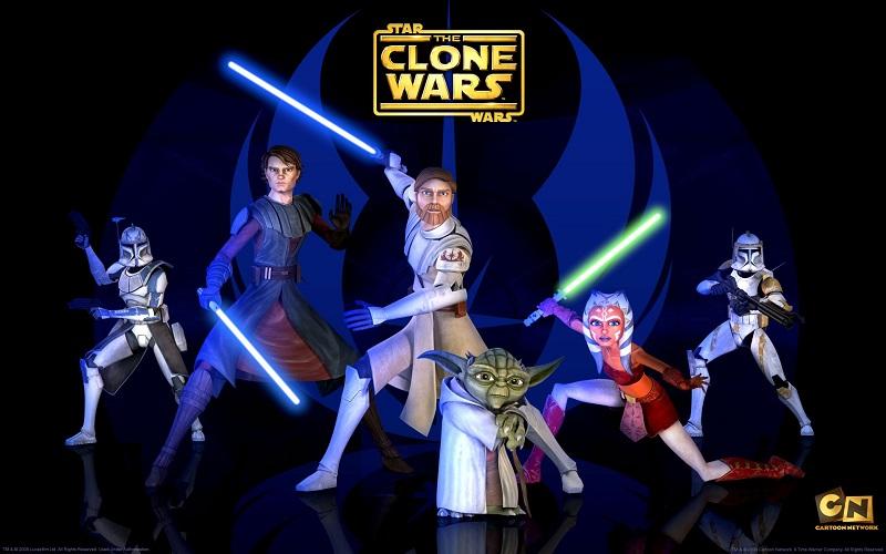Star Wars The Clone Wars: tutte gli episodi in ordine cronologico