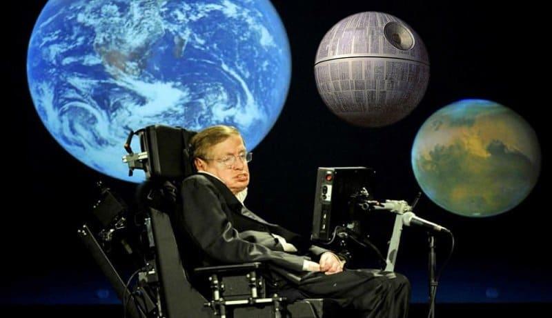 Stephen Hawking muore a 76 anni. Un anno fa festeggiava il compleanno al cinema con Star Wars