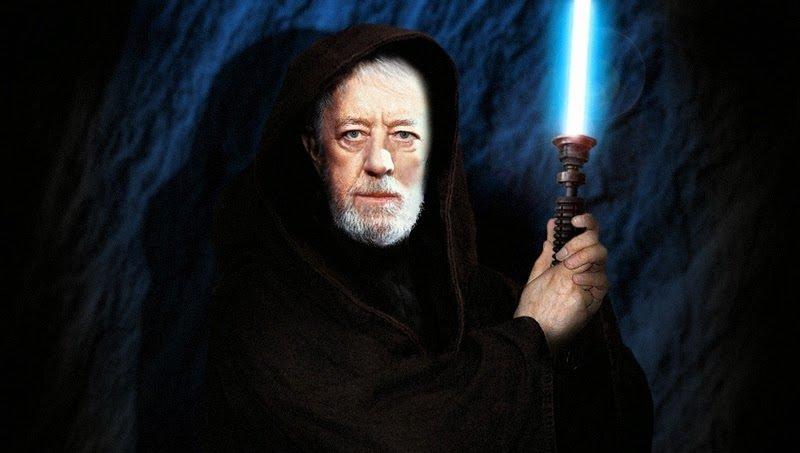 Alec Guinness obi-wan kenobi star wars guerre stellari compleanno data di nascita star wars