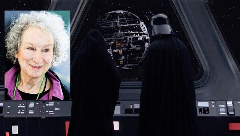 Margaret Atwood star wars