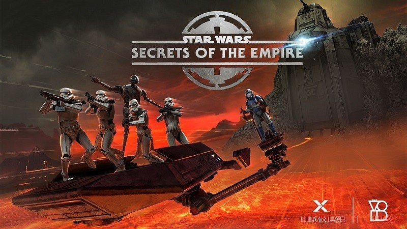 Star Wars Secrets of the Empire, dilaga l'esperienza in realtà virtuale
