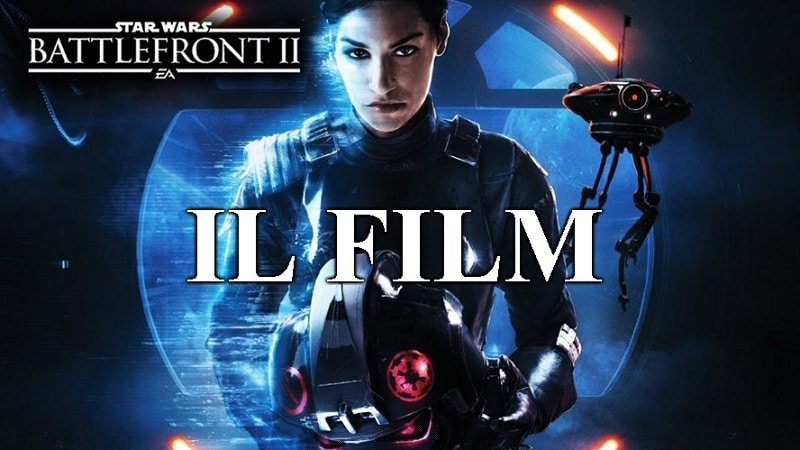 Star Wars Battlefront 2 il film italiano