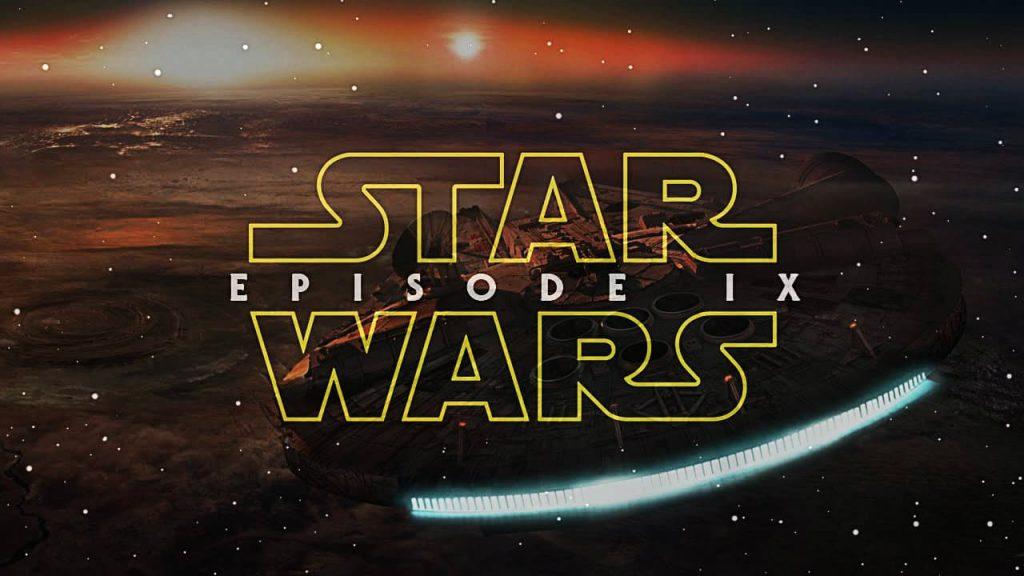 Star Wars Episodio 9 IX star wars episodio IX star wars IX star wars ep. ix