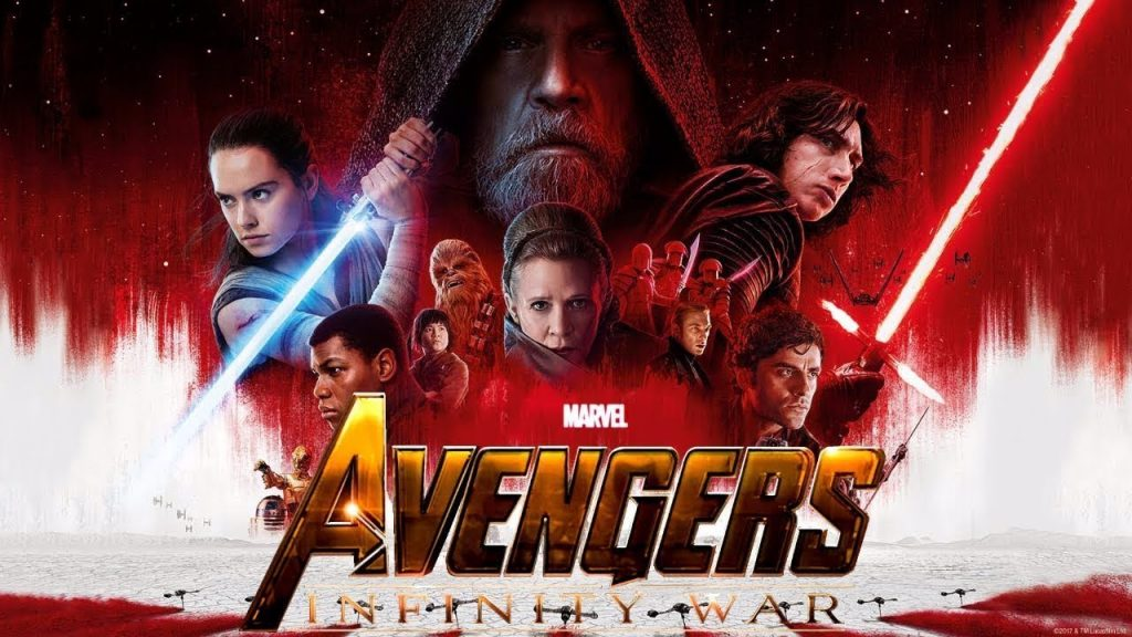 Avengers Infinity War spazza un record di Star Wars Il Risveglio della Forza