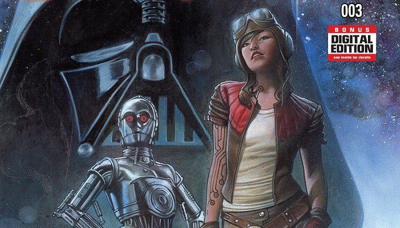 Darth Vader 3: svelata l'iniziativa Tarkin | I limiti dell'addestramento jedi