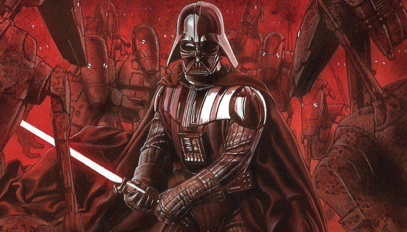 Darth Vader 4: il segreto di Palpatine | Dume diventa Kanan