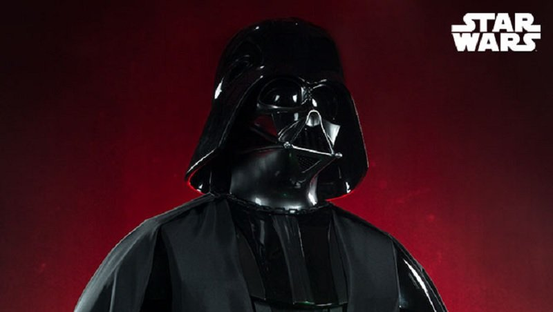 Darth Vader a grandezza naturale: foto e video dell'incredibile life-sized figure