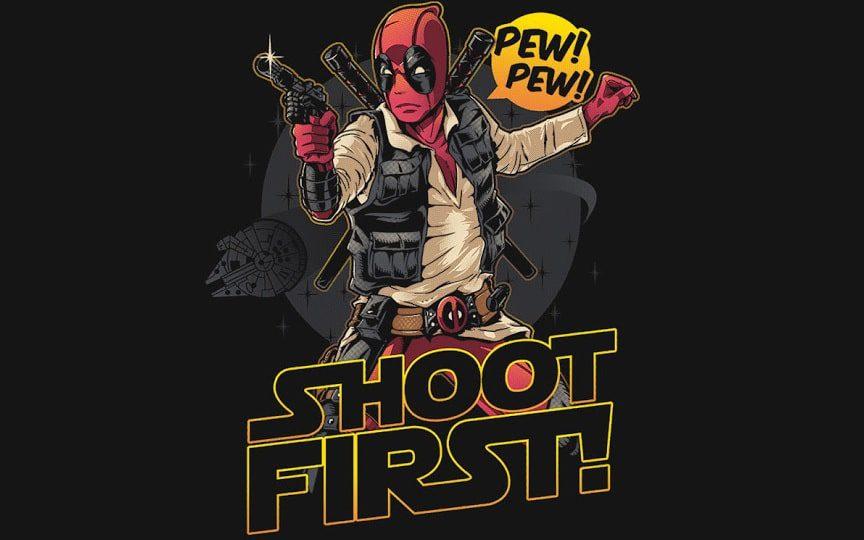 Deadpool 2: nel film previste battute su Solo: A Star Wars Story