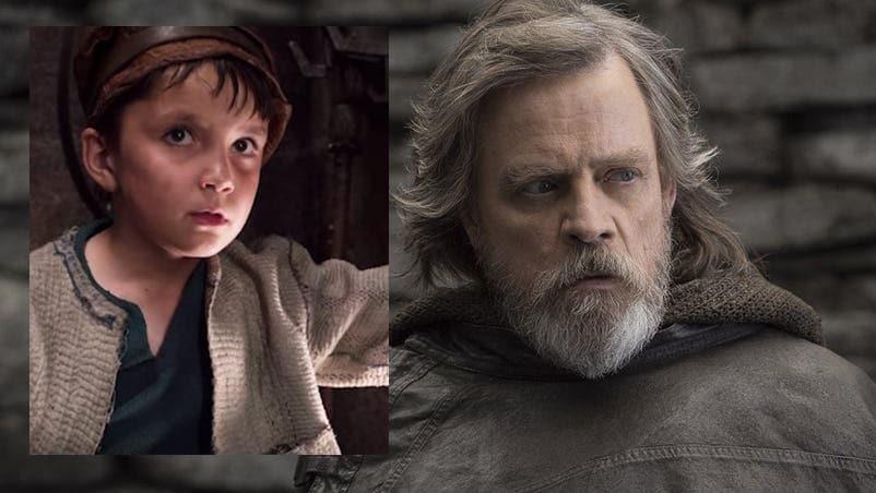 Mark Hamill: ecco perché ha amato la scena col bambino force user di Star Wars Gli Ultimi Jedi