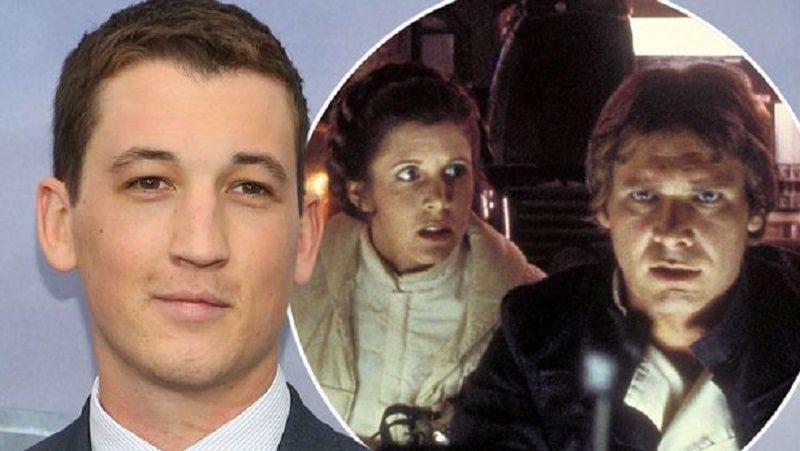 Miles Teller ai provini per esser Han Solo senza aver mai visto Star Wars? Ecco la verità...