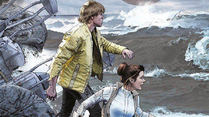 Star Wars 34: il primo atto di ribellione di Leia e l'esordio del Primo Ordine