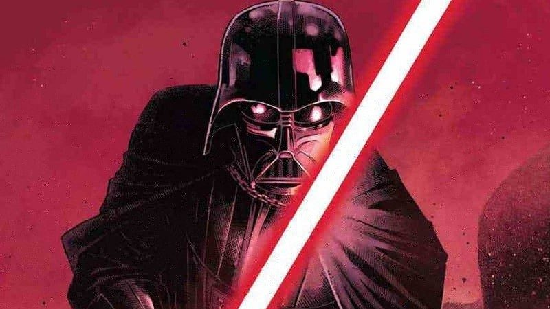 Darth Vader star wars fumetti darth vader