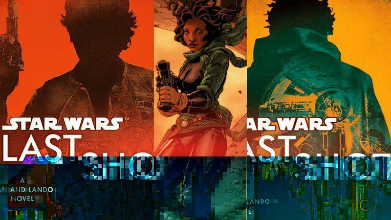 star wars last shot libro han solo