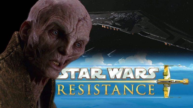 "Star Wars Resistance ""svelerà sul Primo Ordine..."" (analisi)"