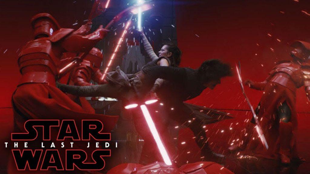 star wars the last jedi errore rey
