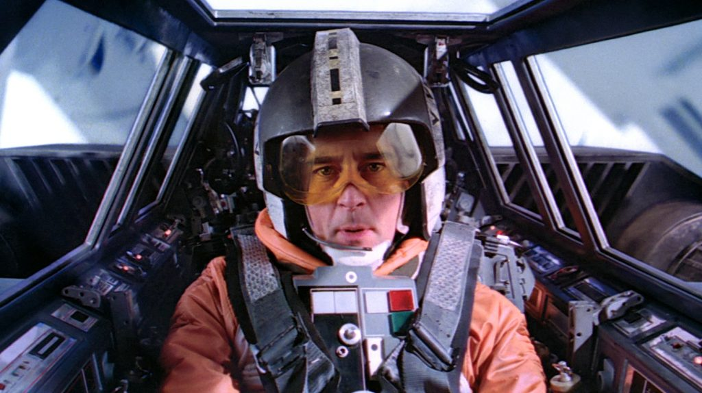 star wars wedge antilles tre attori fake