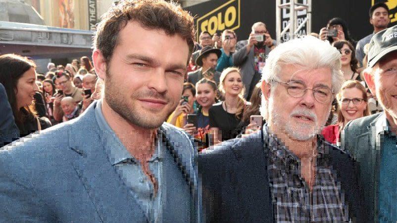 """Solo - Alden Ehrenreich: """"George Lucas mi ha svelato il segreto del successo di Star Wars"""""""