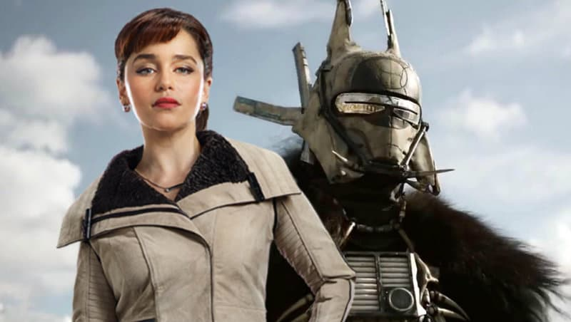 Star Wars Enfys Nest Qi'ra